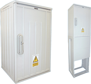 Polyester electrical enclosures 320mm deep (OT3)