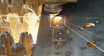 Cięcie laserem - SAKS-POL