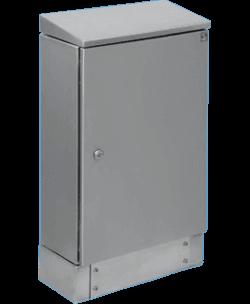 Metal enclosures IP66