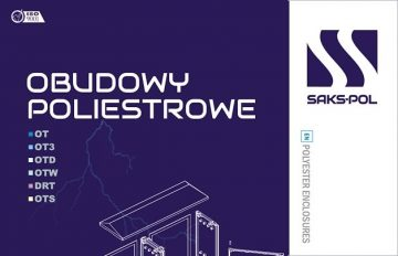 Obudowy poliestrowe katalog Sakspol 2018