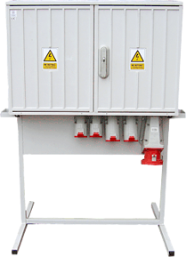 Construction switchgears RBT - polyester enclosures (thermosetting)