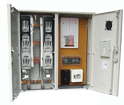 Cable - metering boxes