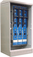 Cable-metering boxes