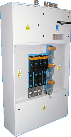 Enclosures for indoor station switchgears