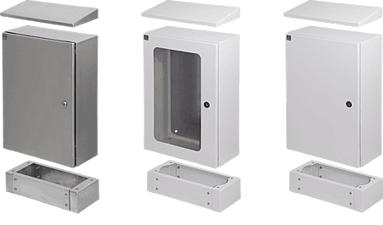 Metal enclosures (IP66)