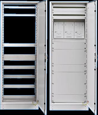 Metal modular enclosures OMT