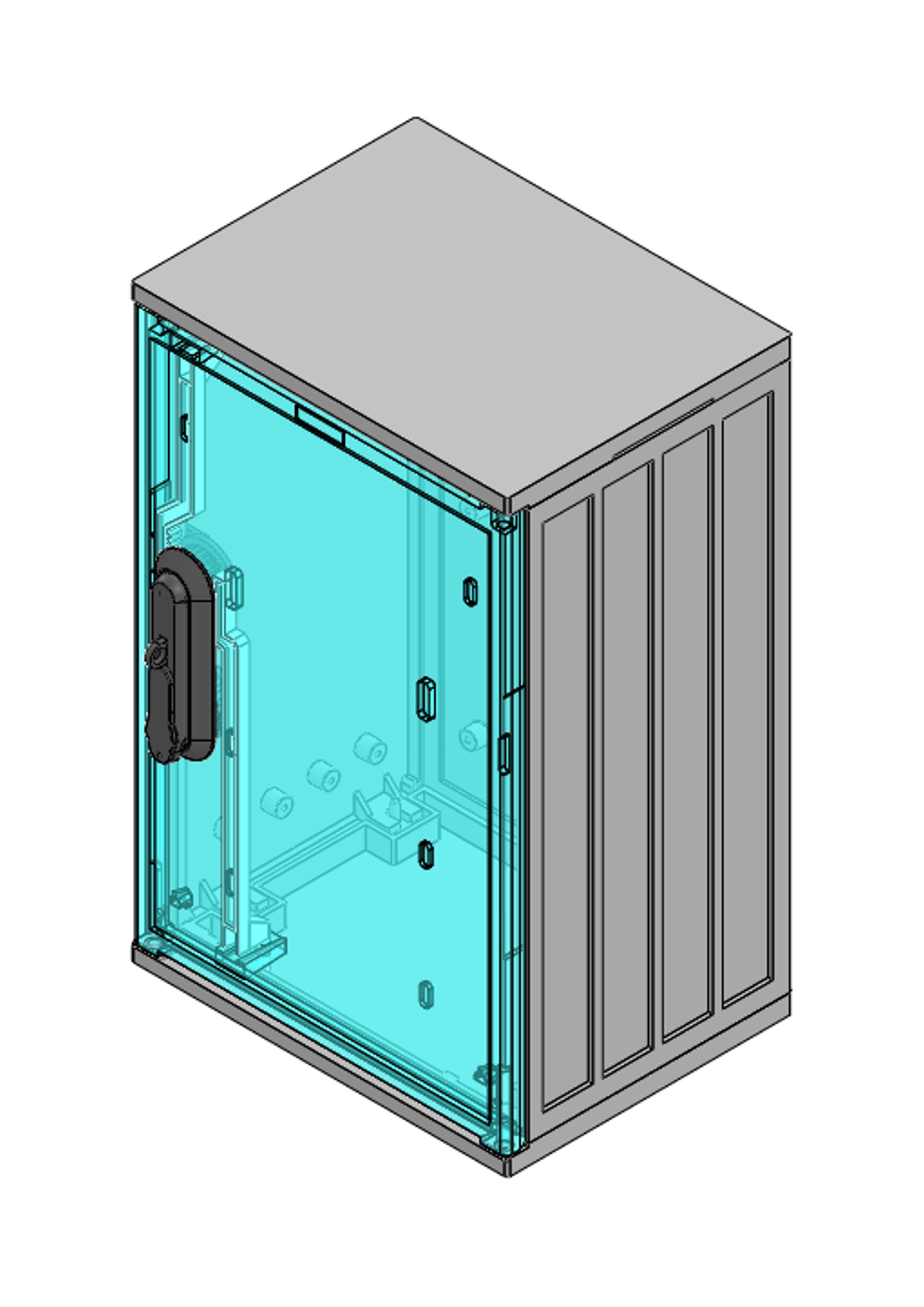 Polyester enclosures OT35